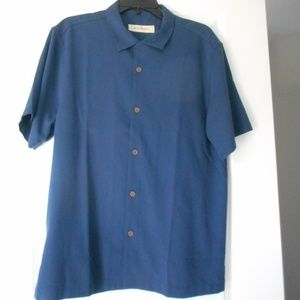 Tommy Bahama Men's Camp Button Down Shirt, New